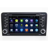 Quality Integrated Navigation System , Audi Car DVD Player GPS A3 S3 RS3 2005-2012 wholesale