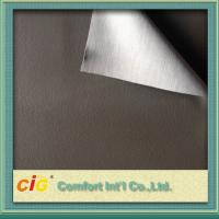Cheap Shrink - Resistant PVC Artificial Leather Knitted Fabric For Car Seat for sale