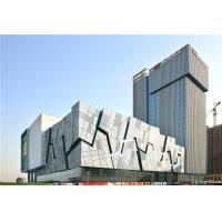 Quality Class A Fireproof Fibre Cement External Wall Cladding 4.5-18mm Thickness wholesale