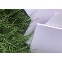 Quality 1.2m * 2.4m * 10mm Heavier PVC Decorative Sheet For Interior Decoration Panels wholesale