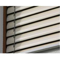 T5 / T6 Aluminum Alloy Window Frame Extrusion For Outdoor Venetian Blinds
