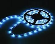 Quality Non waterproof SMD 5050 RGB 12V flexible LED strip light for amusement, park wholesale