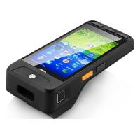 Quality Latest 4G Barcode Scanner Handheld Android POS Terminal Support Thermal Printer wholesale