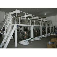 Quality Vertical Pouch Packaging Machine For Coffee Bean , Bag Filling Machine 1-10 KG wholesale