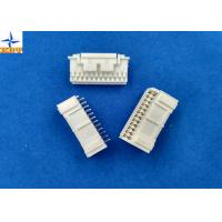Quality 250V AC / DC 2.0mm Pitch PA66 Material Automotive Electrical PAD Connectors Double Row wholesale