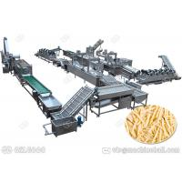 Quality Henan GELGOOG Fresh Potato Chips Production Line Making French Fries High Automation wholesale