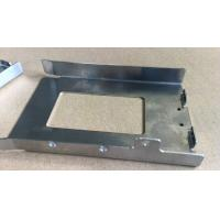 Quality Welding Sheet  Metal Stamping Process Parts With Logo Engraving / Stainless Steel Plate wholesale