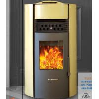 Quality CE / UL / EPA Approved Wood Pellet Boiler Stove Stand Alone With Air Heating wholesale
