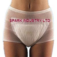 China Disposable Mesh Incontinence Pants Stretch Fixation With Maternity Care on sale