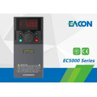 Quality Grey Single Phase Ac Drive VFD 0.5hp 0.75kw Variable Speed Drive Energy Saving wholesale