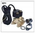 Quality Double flow control solenoid valve (Flange) wholesale