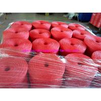 Quality Recycled Split Film Banana Rope Twine , Plastic GreenhouseTwine 22500D 27000D wholesale
