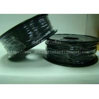 Cheap Customized High Rigidity ABS Conductive 1.75MM/3.0MM 3D Printing Filament Black Plastic strip for sale