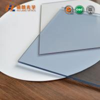 Quality Anti Static 4x8 Clear Acrylic Sheet 21mm Thick , 4x8 Plexiglass Sheet Optical Base Material wholesale