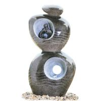 Quality Garden Ball Decoration Resin Water Fountain Fiberglass Rolling Sphere Fountain wholesale
