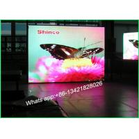 Quality P5 Rental Stage Background LED Screen , Indoor LED Video Display For Advertising wholesale