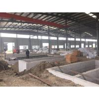 Quality Durable Hot Dip Galvanizing Line 7.0x1.2x2.2m Zinc Tank With Environmental Protection System wholesale