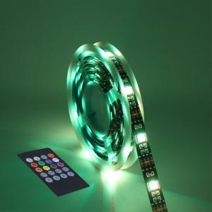 China IP20 2M 2.4W RGB Flexible LED Strip on sale