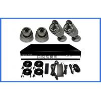 Quality Family School HD MP IP Cameras POE Kits Waterproof IR Day And Night wholesale