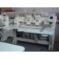Quality Customzied Flat Double Head Embroidery Machine Max Speed 850 RPM wholesale