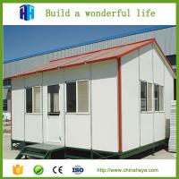 Quality cheap prefabricated plastic aluminium structure movable house kits germany wholesale