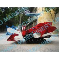 Quality 4L-1.0 rice harvester / rice combine harvester, price of rice harvester wholesale