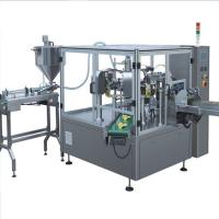 China Food packing Hygienic standard water pouch packing machine price on sale