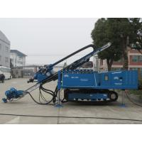 Quality High Penetration Rate Anchor Drilling Rig For 150 - 250 Mm Hole Diameter wholesale