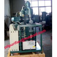 China Insulation Oil Purifying Machine, Transformer Oil Treatment Plant, Transformer Oil Flushing Unit on sale