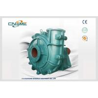 Quality Dewatering Heavy Duty Slurry Pump , 250ST Booster Station Sand Slurry Pump wholesale