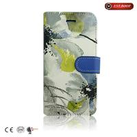 Quality 3D Sublimation Wash Painting Iphone Leather Cases Waterproof wholesale
