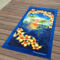 Quality Turquoise Personalized Beach Towels wholesale