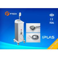 China No Pain OPT IPL SHR Hair Removal Machine , Acne Therapy Machine Long Lifespan on sale
