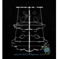 Quality CD (46) 3-layer cake stand wholesale