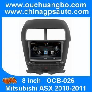 China Autoradio with dvd for Mitsubishi ASX 2010-2011 with CD MP3 english language audio OCB-026 on sale