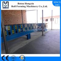 Quality Rock Wool Sandwich Panel Production Line 50 - 250mm Panel Thickness wholesale