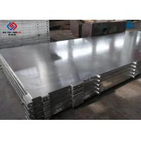 Quality Platen Plate Hot Forming Decorative Laminating 20 - 30 Days Delivery wholesale