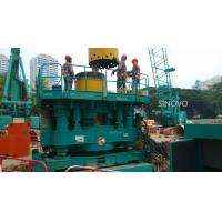 Quality Silent Durable Casing Rotator No Vibration High Safety Without Mud wholesale