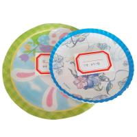 China Disposable PE layered paper plate paper tray paper dish on sale