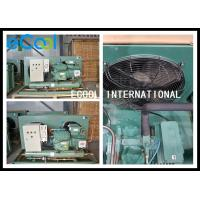 Quality 12Kw Copeland Refrigeration Condensing Units / R404a Central Air Condenser wholesale