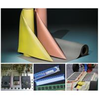 Quality light Amber Punctures Resistant Thermal Insulation Materials For  MOSFETs & IGBTs wholesale