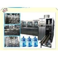 Quality PET Bottle 5 Gallon Water Filling Machine for Mineral Water / Distilled Water wholesale