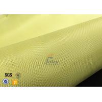 Quality 1500D 240g Bulletproof Kevlar Aramid Fabric For Vest / Helmet Production wholesale