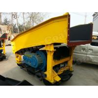 Buy cheap P series wheel type electric mucking rock loader from wholesalers