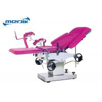 Quality Manual Gynecology Examination Chair Parturition Table For Woman wholesale