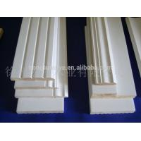 Quality White Primed Wood Moulding / MDF Decorative Moulding wholesale