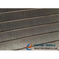 Quality Stainless Steel Wedge Wire Screen Tube/ Wedge Wire Cylinder/ Round Slot Tube wholesale