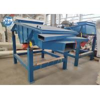 China Linear Sand Vibrating Screen Sand Sieving Machine For Premixed Dry Mortar on sale