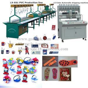 Quality Best price liquid pvc zipper making machine wholesale