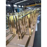 Quality High quality 304 316 custom made stainless steel furniture lets and parts manufacturers in Foshan wholesale
